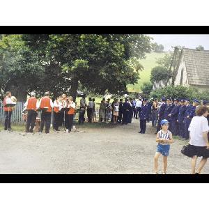 Rok 1996 - 75. výročí hasičského sboru
