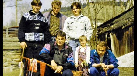 Rok 1996 - Velikonoce