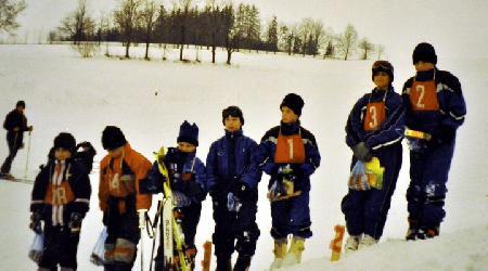 Rok 2005 - Lyžarské závody