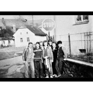 Rok 1983 - Velikonoce