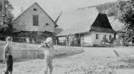 Rok 1983 - Rybník